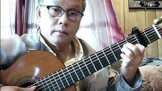 Nhớ Mẹ (Hoàng Bảo Tuấn)[1979] - Guitar Cover by Hoàng Bảo Tuấn