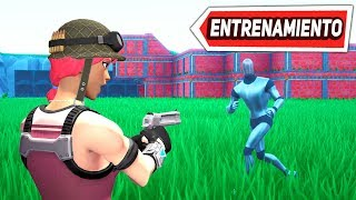BOTS À L'AIM D'IMPROVE MD EN FORTNITE CREATIVE MOVEMENT