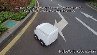 (#FightCOVID19) Meet TARS - 1st Outdoor Delivery Robot in Southeast Asia