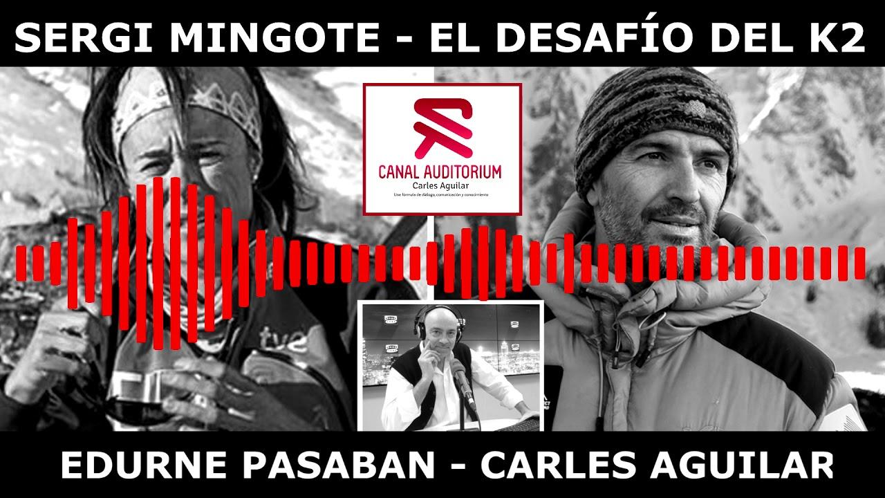 Sergi Mingote - El desafío del K2