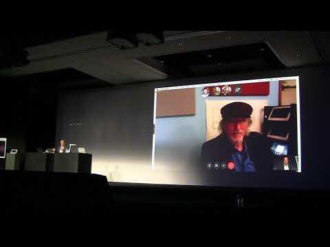 Rowan Trollope / Jonathan Rosenberg Launching Webx Teams at #CollabSummit