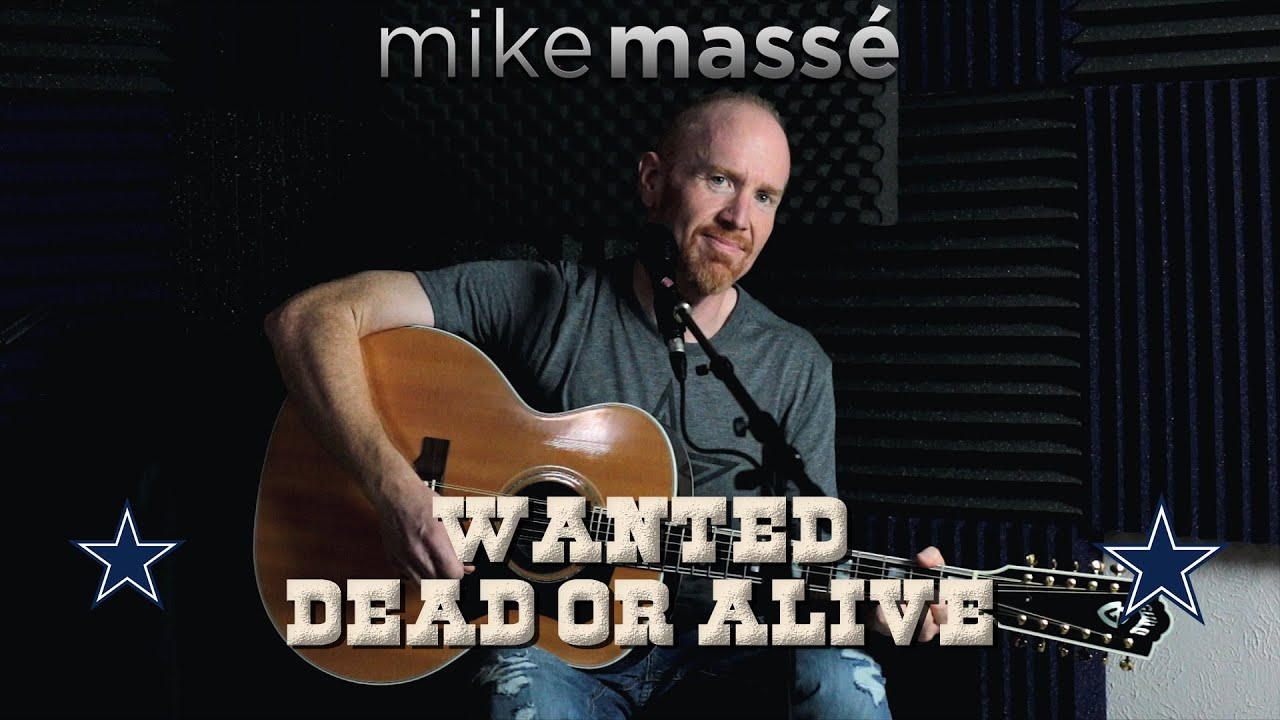 wanted-dead-or-alive-solo-acoustic-bon-jovi-cover-mike-masse-mike-masse