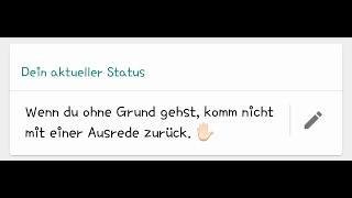 50 Traurige/süße Whatsapp Status Sprüche #4
