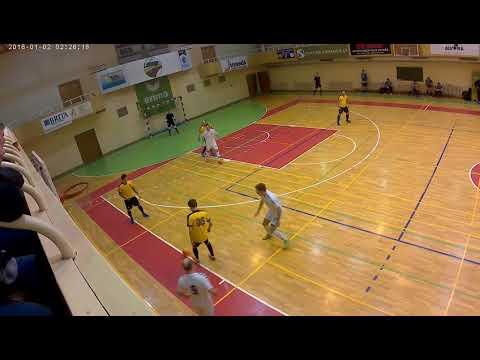 Betsafe-Futsal A lyga: FK VDA - Baltija