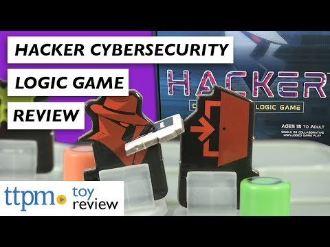 [REVIEW] Hacker Game From ThinkFun