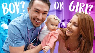 Finding Out the Gender of the Baby!!