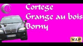 Cortège Metz Grange aux bois Borny
