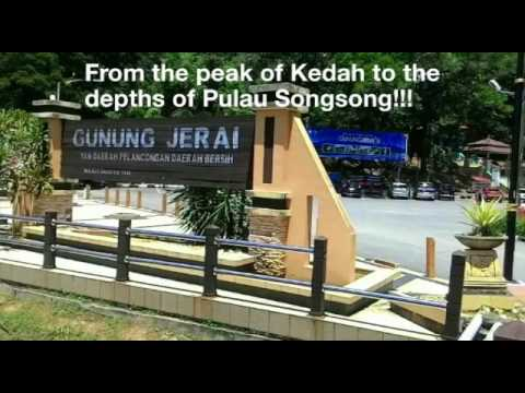 Top things to do at Kedah. From Kedah Peak to Songsong Island