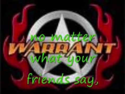 Warrant-Heaven Lyrics