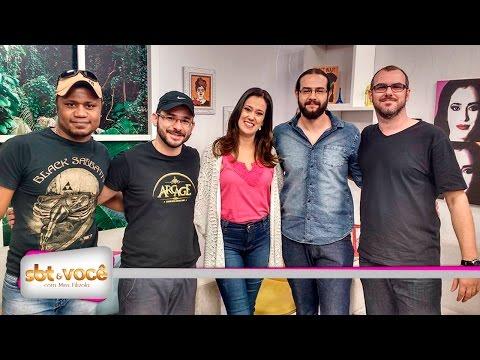 SBT e Você 01/07/16 na íntegra | Esdras Nunes e a Banda Arcage
