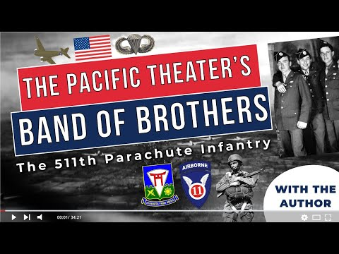 When Angels Fall: From Toccoa to Tokyo, the 511th Parachute Infantry Regiment in World War II