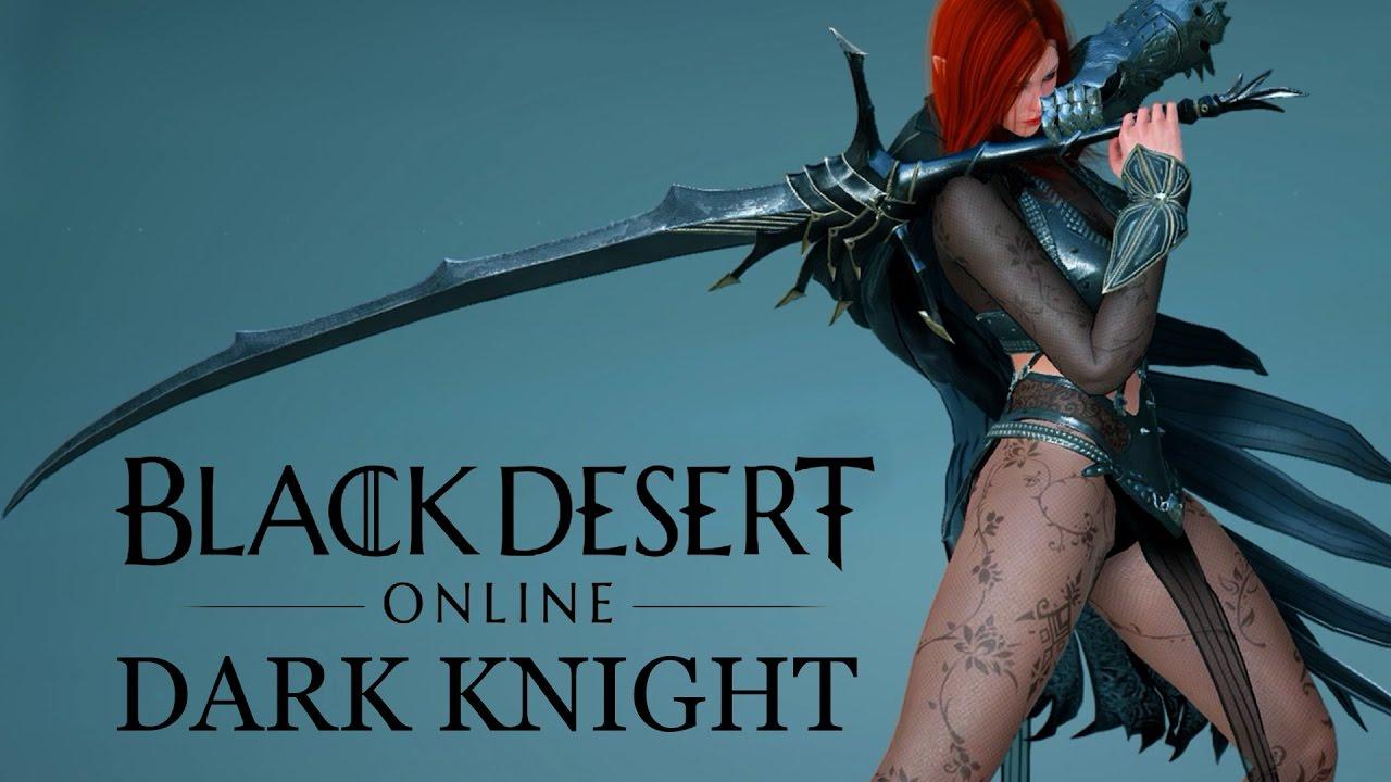 Black Desert Online Dark Elf