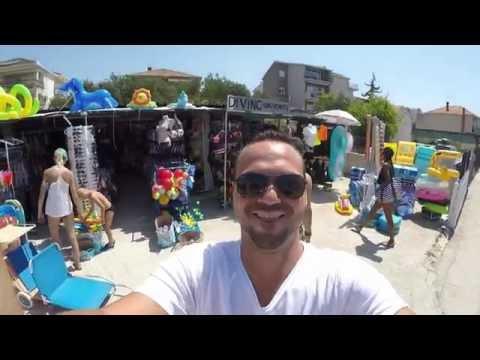 Croatia Holiday 2017 | Trogir & Ciovo | GOPro4BE