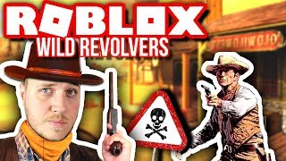 Sheriff in the WILD WEST! :: Vercinger in Danish Roblox Wild Revolvers