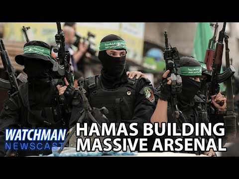 Update: Hamas THREATENS Israel with Thousands of Rockets, Missiles, and Drones | Watchman Newscast