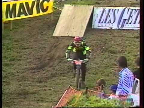 1992 Coupe de France de Descente VTT - Les Gets