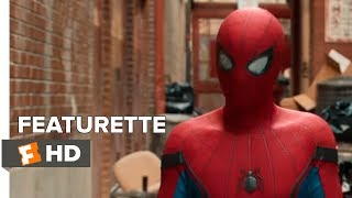 Spider-Man De Regreso a Casa | Vignette | Stark Industries Suit Subtitulado (2017) | Fandango Latam