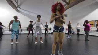 maradona niniola sayrah choreography