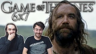 Game of Thrones Season 6 Episode 7 REACTION