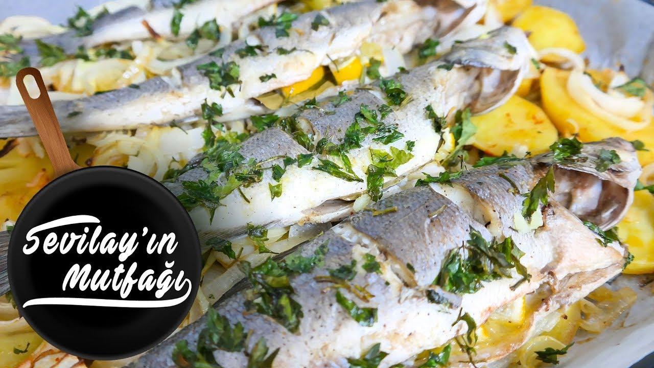 Fırında Balık Tarifi Videosu