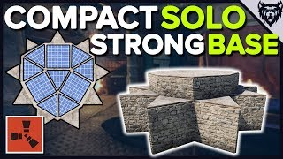 RUST - Strong & Compact Base - Solo Rust Base Design (2019)