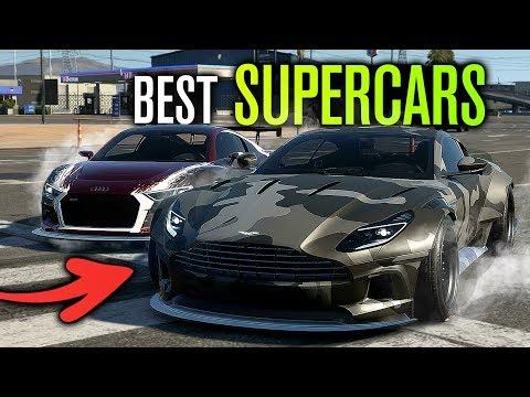 Best Supercar in