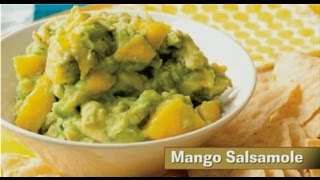 Apps In A Snap Mango Salsamole