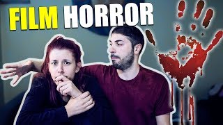 CHI SEI QUANDO GUARDI UN FILM HORROR 😱