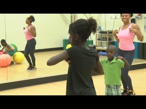 Greenville Aquatics & Fitness Center working to tackle childhood obesity