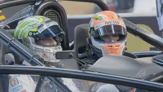Race of Champions Day 1 Recap: James Hinchliffe & Tony Kanaan