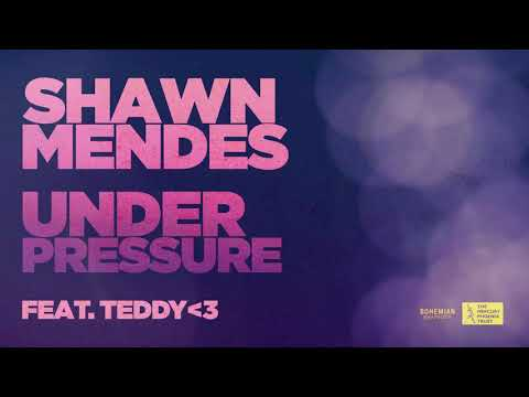 Under Pressure Shawn Mendes feat. Teddy Geiger (Cover)