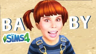WOMAN GIVES BIRTH!!! The Sims 4 Gameplay   [My Dream Life]