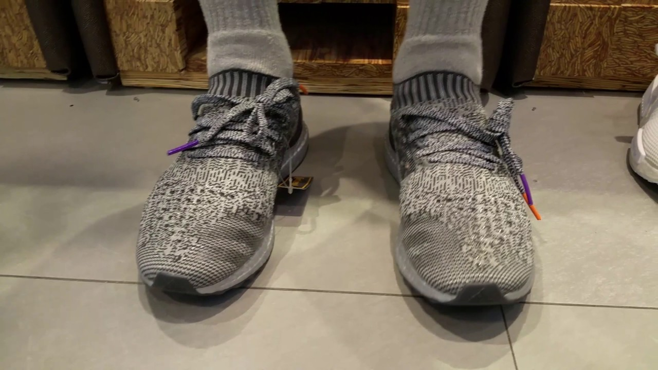 Unboxing Latest Drop Release Adidas Ultra Boost Silver