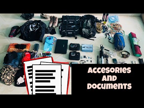 """Things to carry for your leh ladakh trip """"documents""""(accesories) ladakh preparation"""
