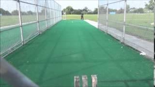 Leg spin bowling, leg break googly slider