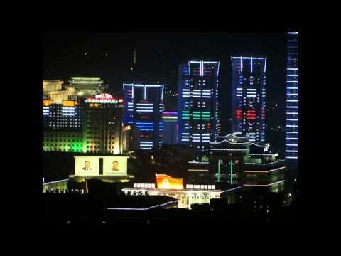 Radio Pyongyang - Night Musical Program.