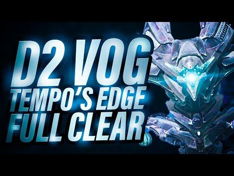 REDEEM'S TEMPO'S EDGE VAULT OF GLASS FULL RUN - WORLD 12TH