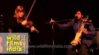 Folk Nations performs in India