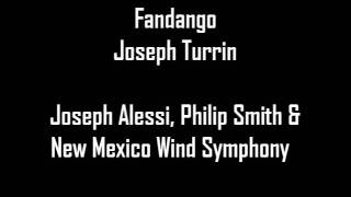 Fandango, for trumpet, trombone & wind ensemble