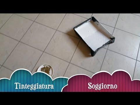 Lela's Vlog - Tinteggiatura e Pavimento