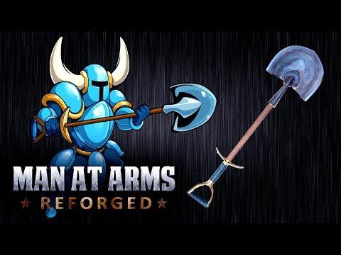 Shovel Blade - Shovel Knight - MAN AT ARMS: REFORGED