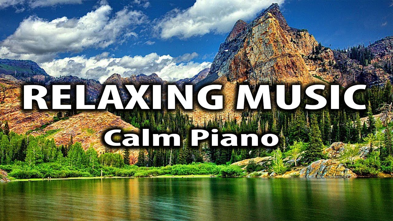 Beautiful Relaxing Music. Calm piano • Study music, Concentration music, Focus music, Sleep music