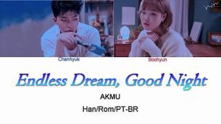 AKMU (악뮤) – Endless Dream, Good Night (밤 끝없는 밤) (Letra - Han/Rom/PT-BR)