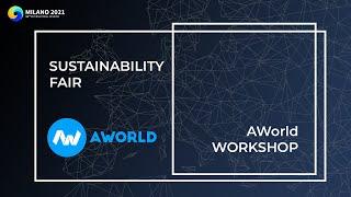 Sustainability Fair | AWorld Workshop