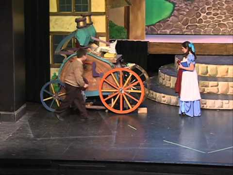 Beauty and the Beast - Town Theater Part 1