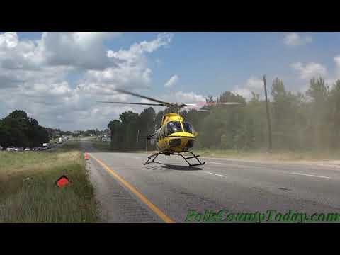 Rollover Accident, Goodrich, Texas, 05/24/19...