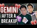 GEMINI - Zodiac Signs after a Breakup 💔 ♊