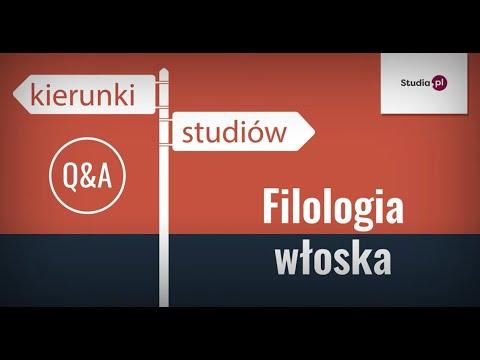 Kierunek Filologia Włoska - Program Studiów, Praca, Zarobki.