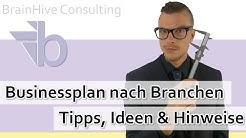 Fitnessstudio Businessplan - Tipps und Hinweise - BrainHive Businessplne