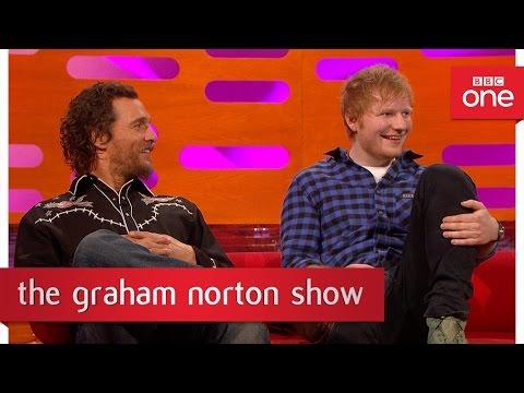 How Matthew McConaughey's Dad won a motorbike - The Graham Norton Show 2017: Episode 14 - BBC One